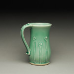 3 Flower Mug